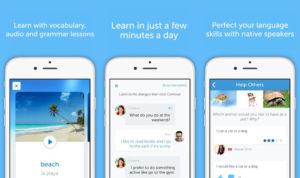 10 Favourite language learning mobile apps: BusuuBusuu