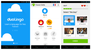 10 Favourite language learning mobile apps: duolingo
